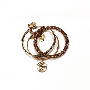 Alex and Ani Accessories - Authentic Alex and Ani Bracelets. Set of 3!